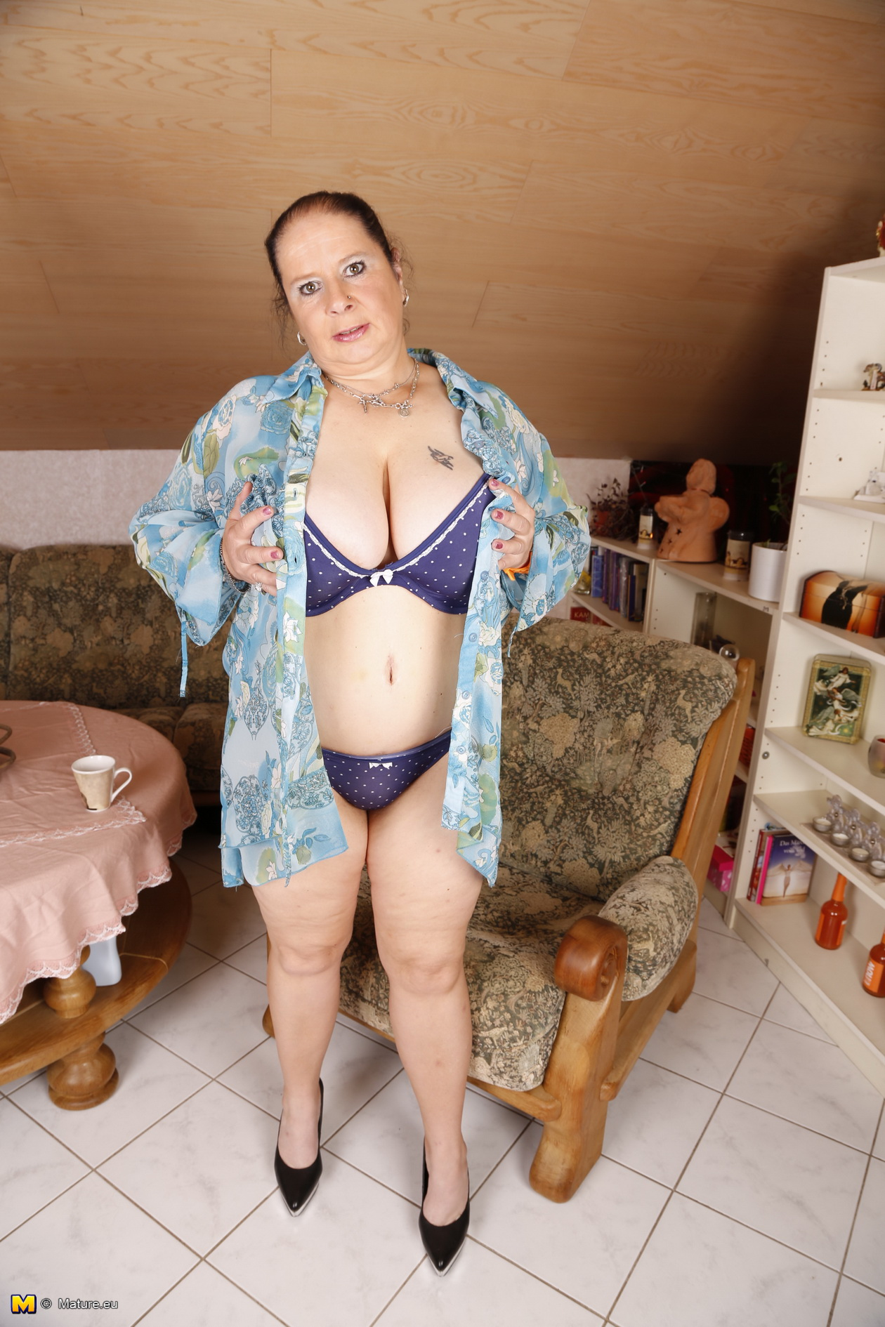 Big Natural Tits Mature