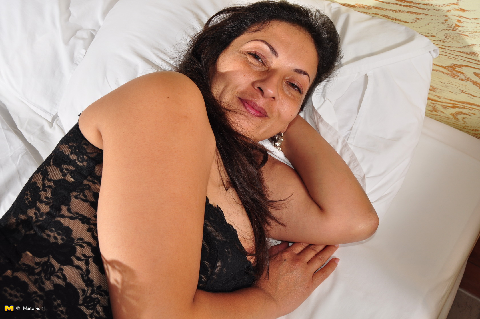 Mature big tit latina