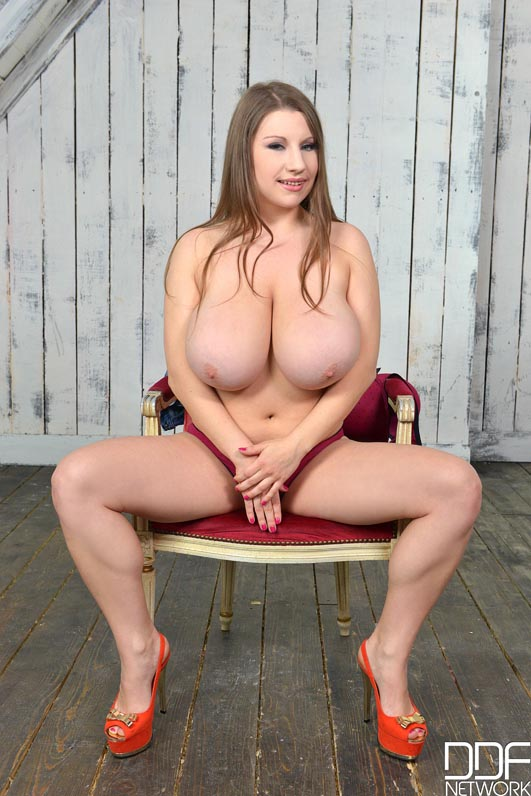 Big Tits Webcam Solo Dildo