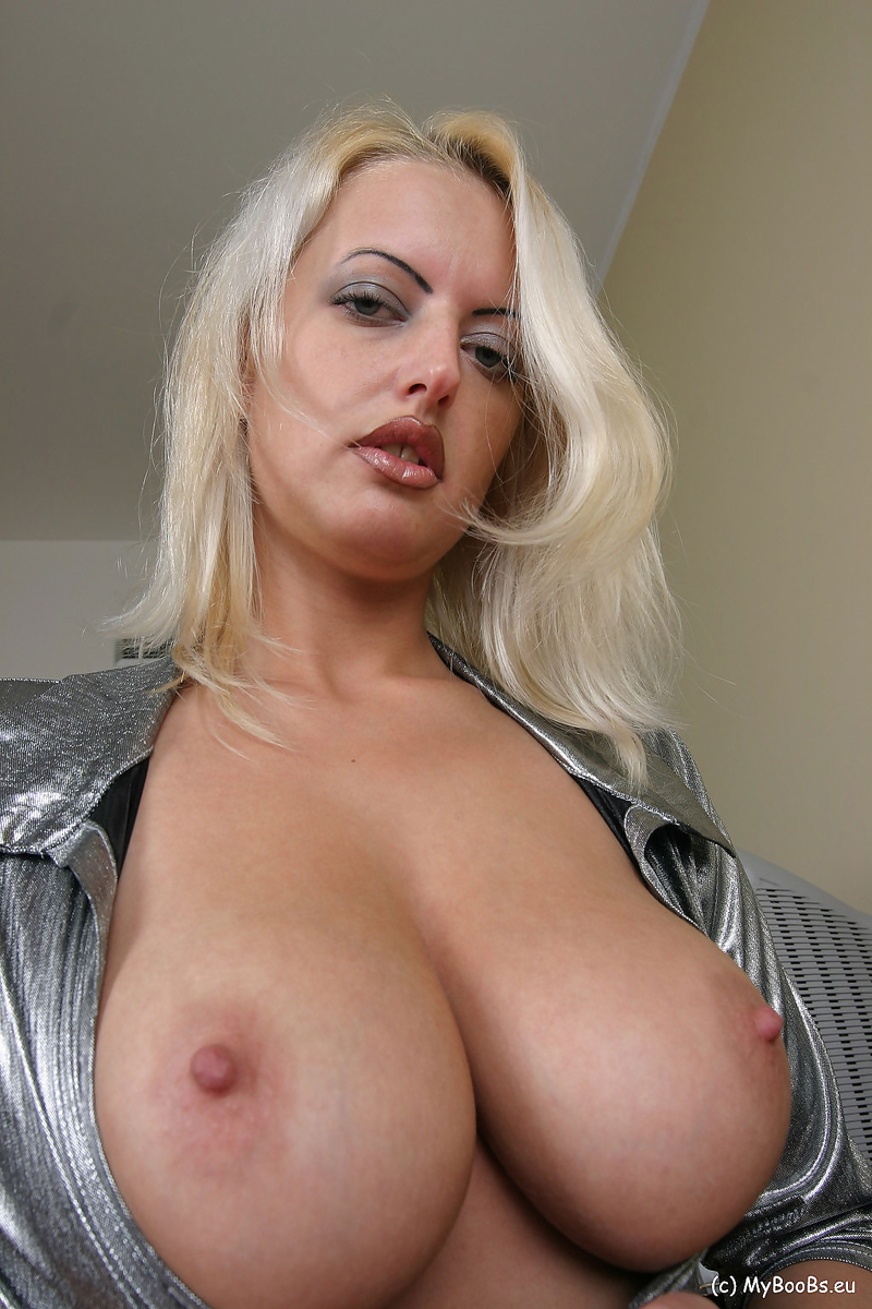 biggest boob on my space